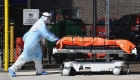Los CDC proyectan 534.000 muertes para fines de febrero