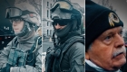 Veteranos militares, detenidos por el asalto al Capitolio