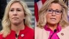 Greene y Cheney, el centro de atención de los republicanos