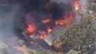 Incendios forestales azotan a Australia