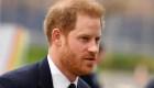 Victoria del Príncipe Harry contra diario británico
