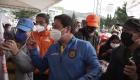 Andrés Arauz: Si gana la presidencia confía en el diálogo y unidad con otros candidatos   Desc: