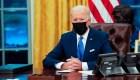 Así se distancia Biden de las políticas de Trump