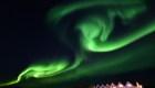 Cómo ver en vivo un espectáculo de auroras boreales
