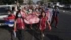 Manifestantes salen de nuevo a las calles de Myanmar