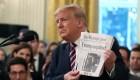 Repaso del primer juicio político a Trump en tres minutos