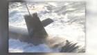 Un submarino y un barco chocan en Japón