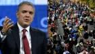 Duque: Regularización de venezolanos eliminaría redes de corrupción