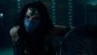 Los superhéroes se ponen la mascarilla contra el covid-19
