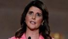 Haley se distancia de Trump por incidentes del 6 de enero en el Capitolio