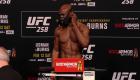 Pelea estelar del UFC estuvo en riesgo por una mascarilla