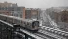Alerta por tormenta de nieve en EE.UU.