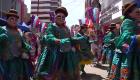 La pandemia apaga el carnaval de Oruro en Bolivia