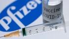 Pfizer reduce infección sintomática de covid-19