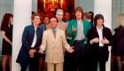 Así fue la relación de Menem con los famosos