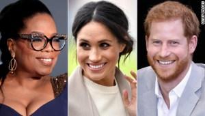 Los duques de Sussex rompen el silencio con Oprah Winfrey