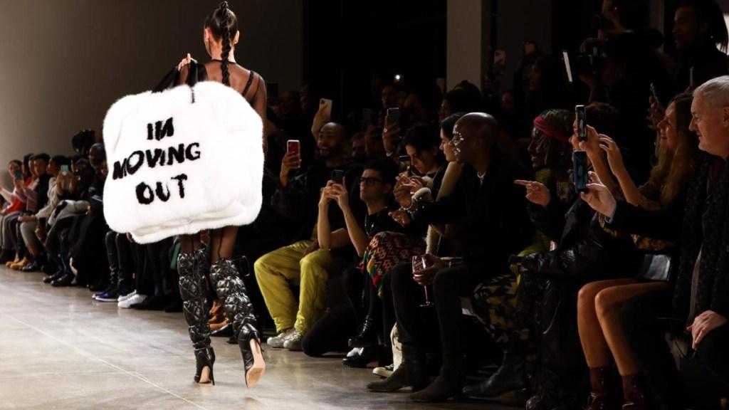 Semana de la Moda de Nueva York, en formato digital