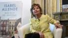 Los secretos de amor de la escritora Isabel Allende