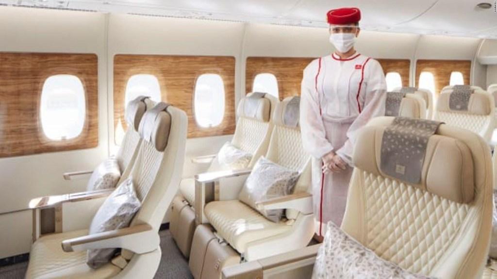 Nueva apuesta de aerolíneas: clase económica premium