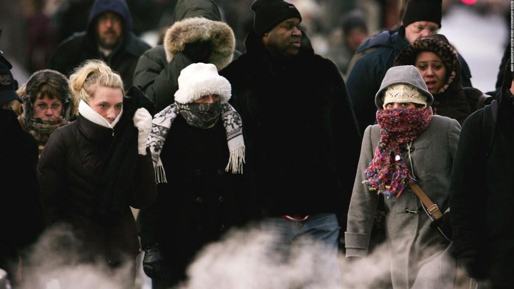Los países más fríos del mundo