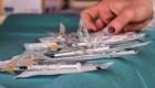 México pide que haya una distribución justa de vacunas