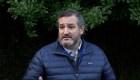 Mariachis dan serenata al senador Ted Cruz tras polémica