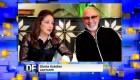 Gloria Estefan recuerda el primer beso con su marido