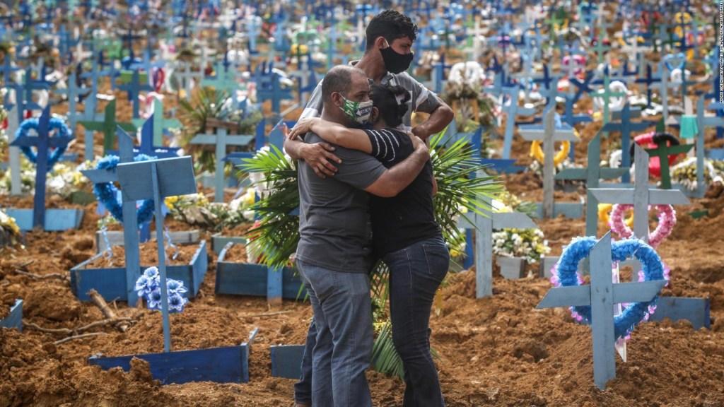 ¿Cómo llegó Brasil a 10 millones de contagios?