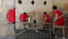 Descubren un baño del siglo XII en un bar de España
