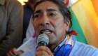 Pérez busca recuperar votos por la vía legal