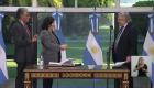 """Vacunatorio vip"": Vizzotti jura como ministra de Salud de Argentina"