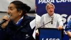 Guillermo Lasso: Estoy de acuerdo con revisión de actas