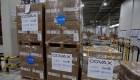 Unicef envía jeringas para vacunas contra covid-19