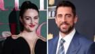 El compromiso de Aaron Rodgers y la actriz Shailene Woodley