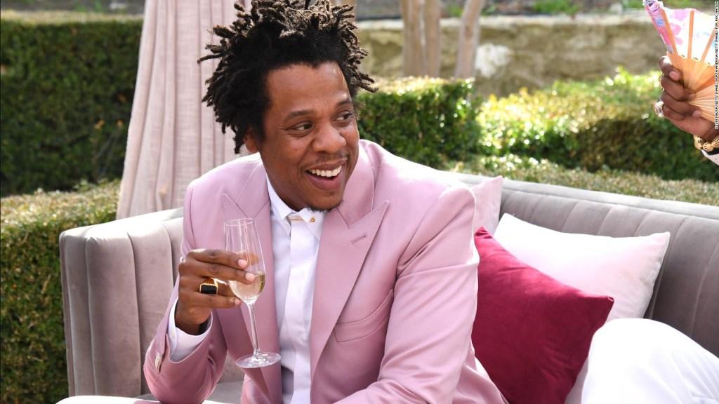 Jay-Z vende 50% de su marca de champán a Dom Pérignon