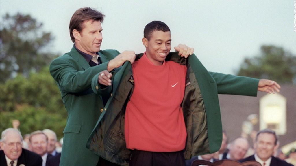 Los 3 mejores momentos de Tiger Woods