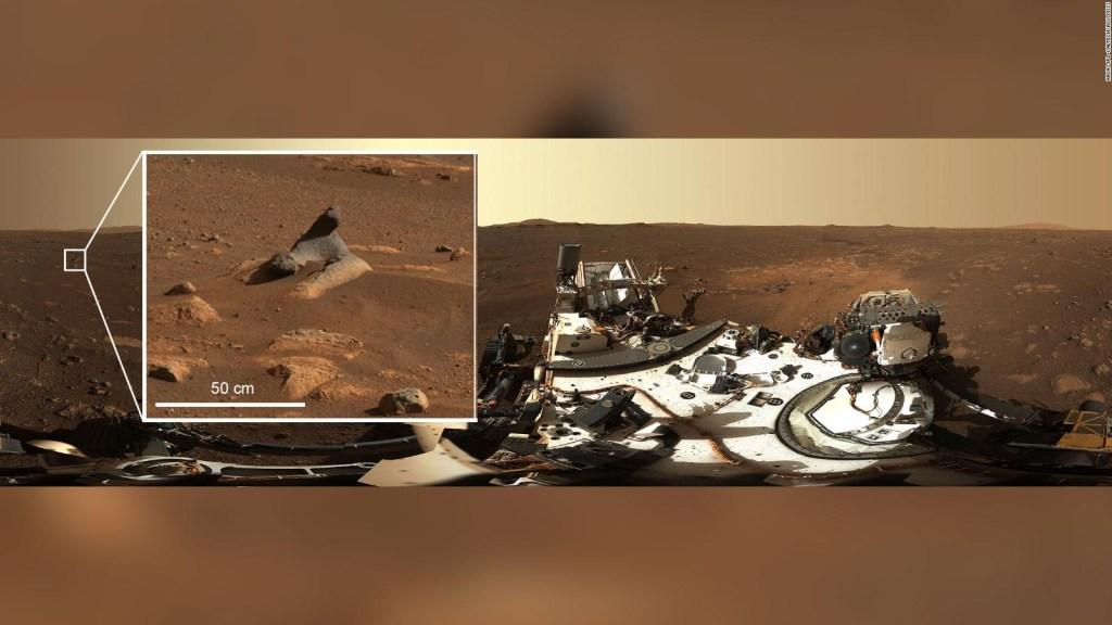 Marte, en alta resolución: NASA revela impactante imagen