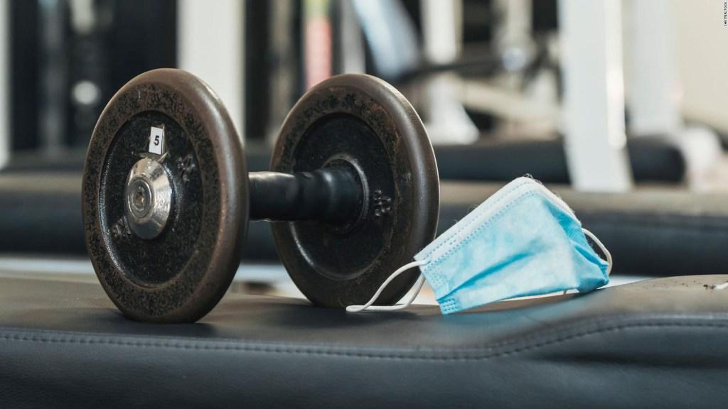 Usar mascarilla en el gimnasio previene el covid-19