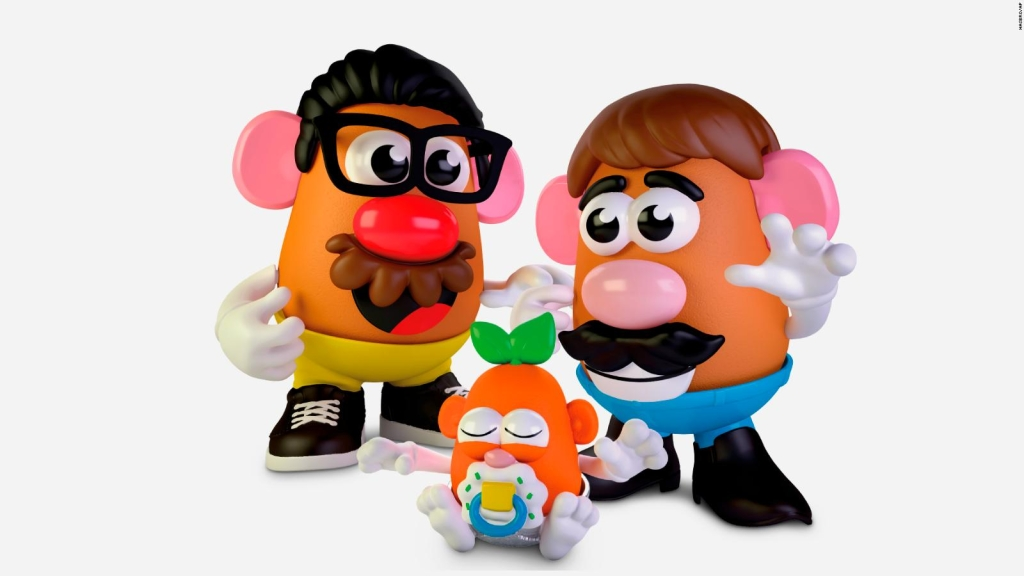 Mr. Potato Head ahora con género neutro