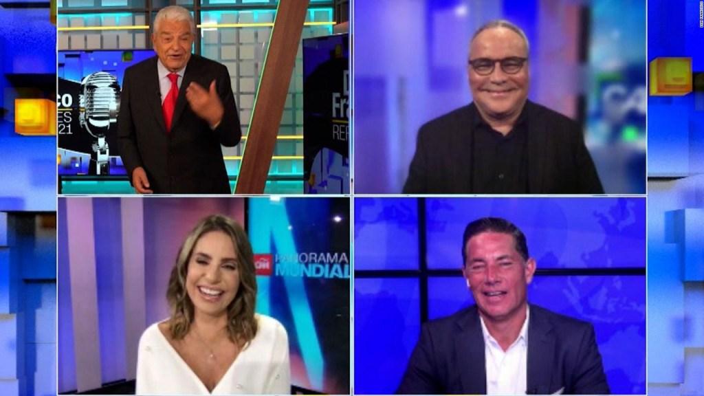 Programa 10: Presentadores de CNN en Español