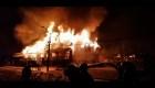 Muerte de malabarista en Chile desata violentas protestas