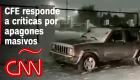 La CFE responde por apagones masivos que afectaron a casi 6 millones de mexicanos