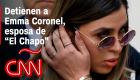 EE.UU. detiene a la esposa del Chapo Guzmán, Emma Coronel