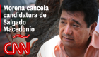 Morena remueve a Félix Salgado de candidatura a gobernador de Guerrero