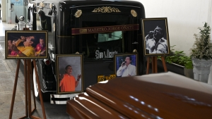 Fallece el cantante Jorge Oñate por secuelas de covid-19