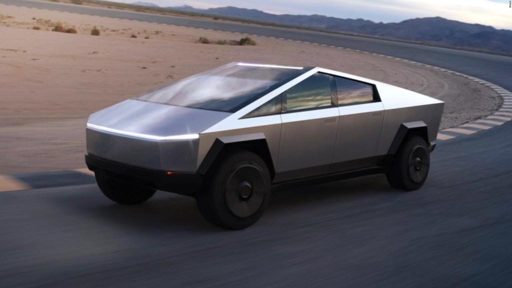 Tesla está a punto de presentar un nuevo Cybertruck