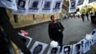 Quintana: Fiscalía mexicana no quiere buscar desaparecidos