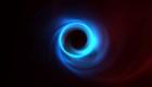 Agujero negro supermasivo se mueve a rápida velocidad
