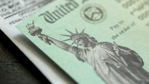 ¿Cuándo podría llegar el nuevo cheque de estímulo?
