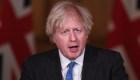 Boris Johnson no comenta la entrevista de Harry y Meghan